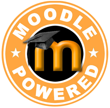 Moodle Powered Logo